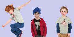 ماركات الملابس للاطفال